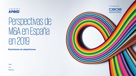 Perspectivas de M&A en España en 2019