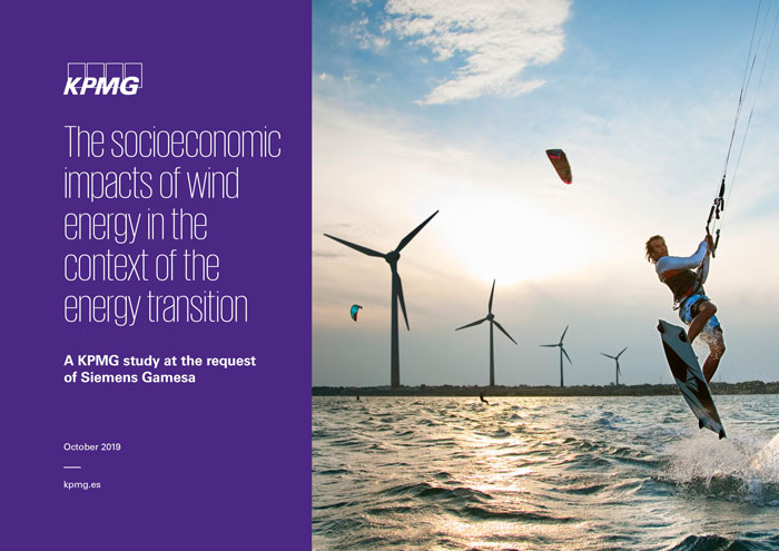 The socioeconomic impacts of wind energy in the context of the energy transition