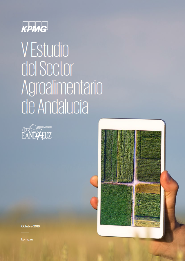 V Estudio del Sector Agroalimentario de Andalucía